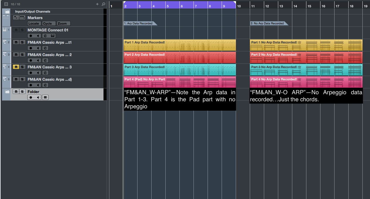 8 Both Songs in Cubase
