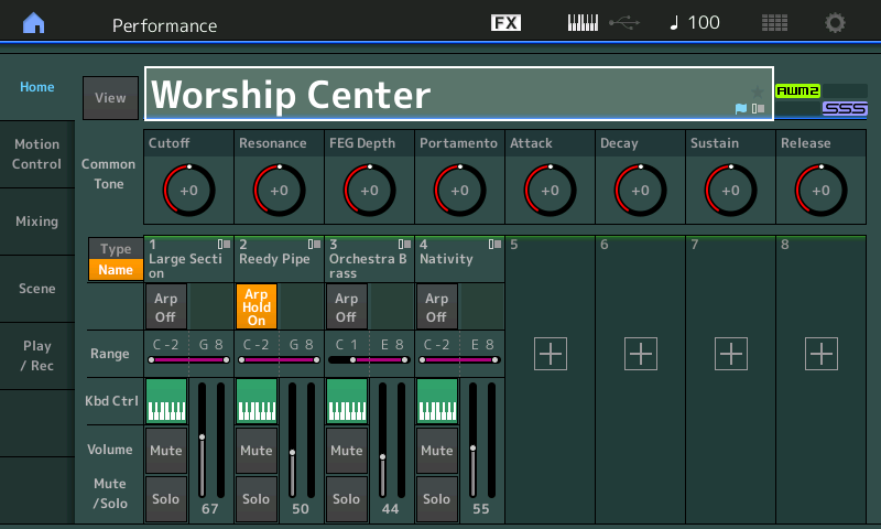 WorshipCenter