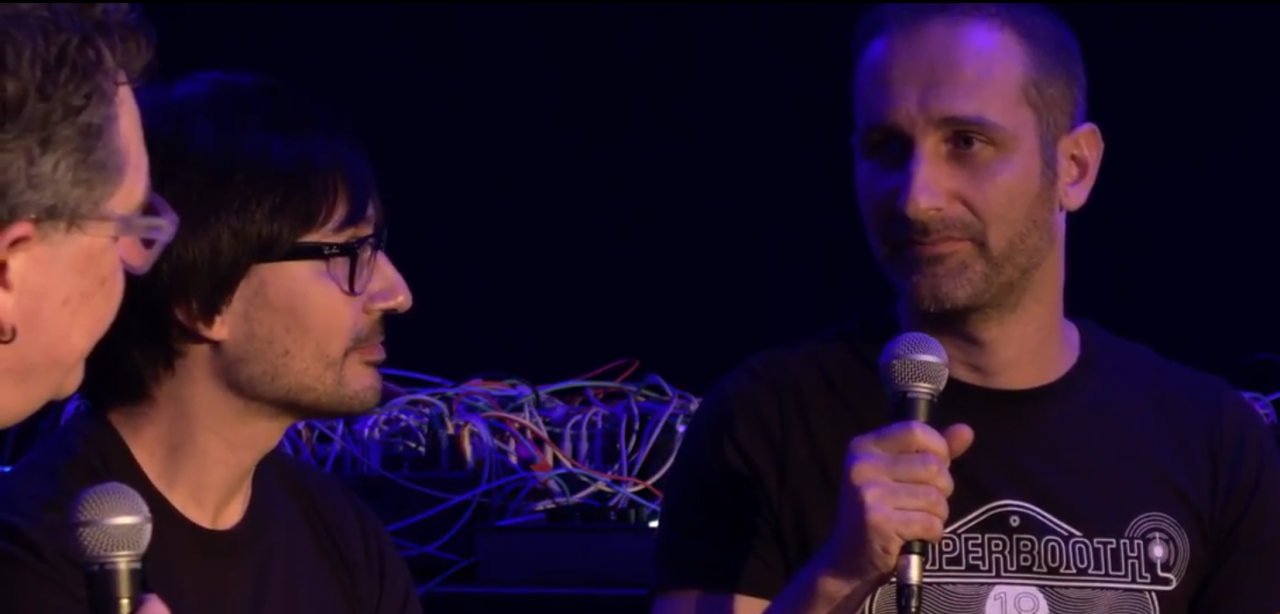 Emanuele Parravicini and Simone Capitani of Audio Modeling on Camelot