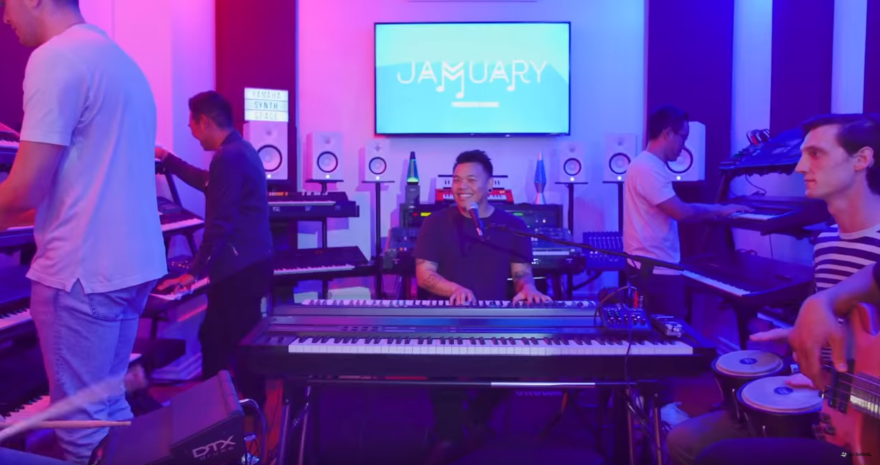 "Synthbits: Homage to Toto's ""Africa"" with AJ Rafael & Friends"