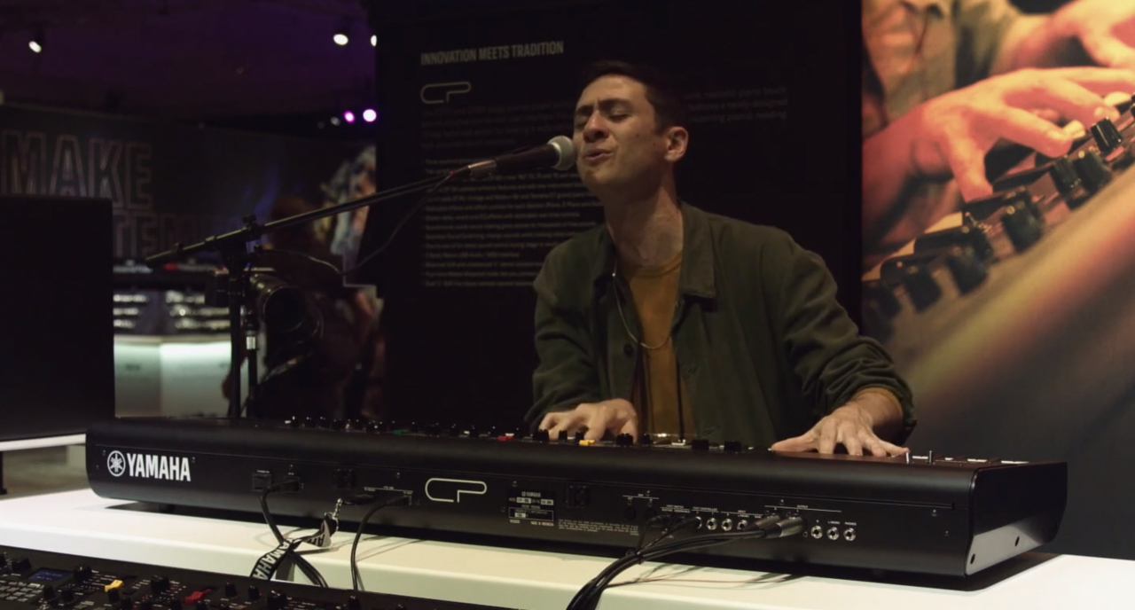Winter NAMM 2019: Joey Dosik Interview and Performance