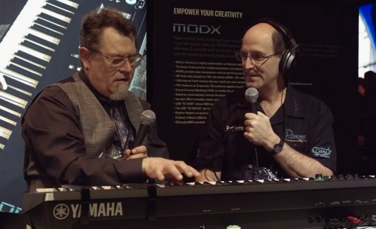 Winter NAMM 2019: Interview with FM-Xpert Manny Fernandez