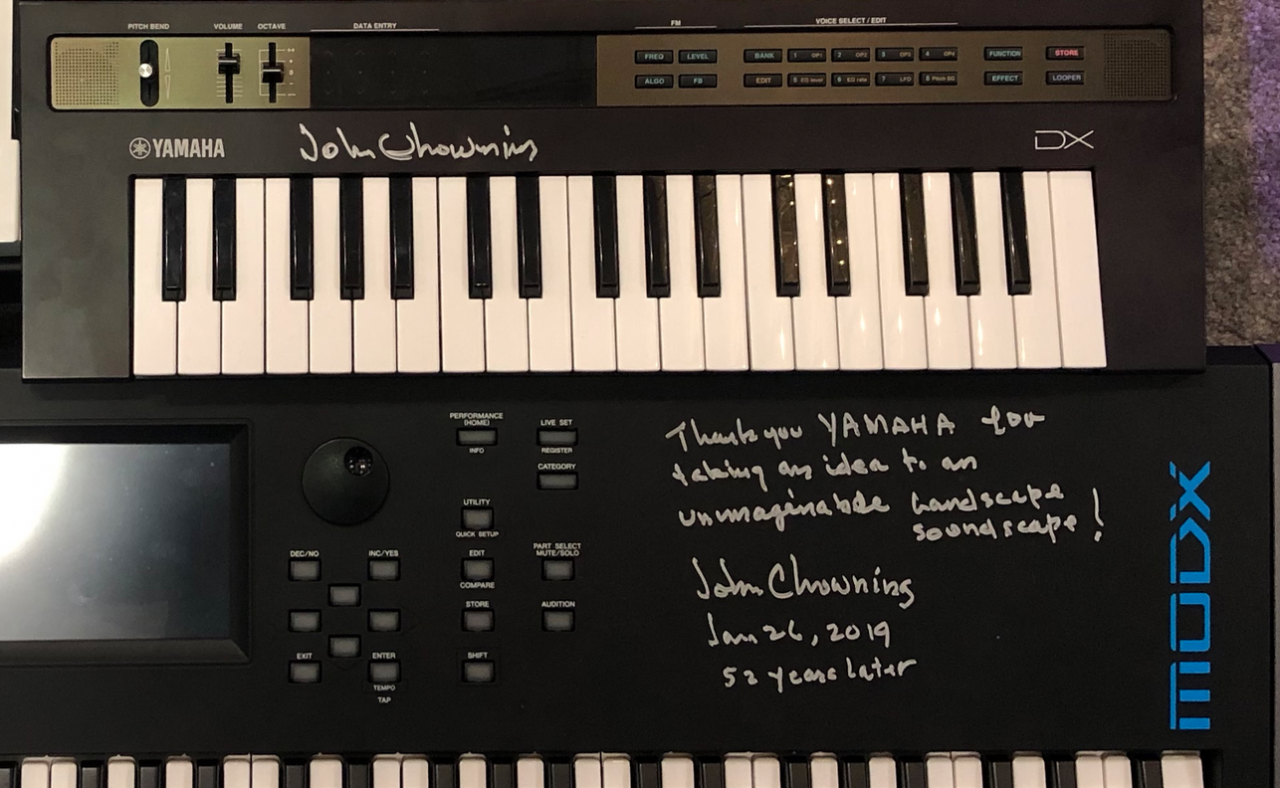 Winter NAMM 2019: Interview with Don Lewis and Dr. John Chowning