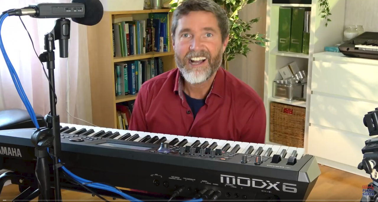 SynthBits: Woody's Famous DX7 Presets on MODX