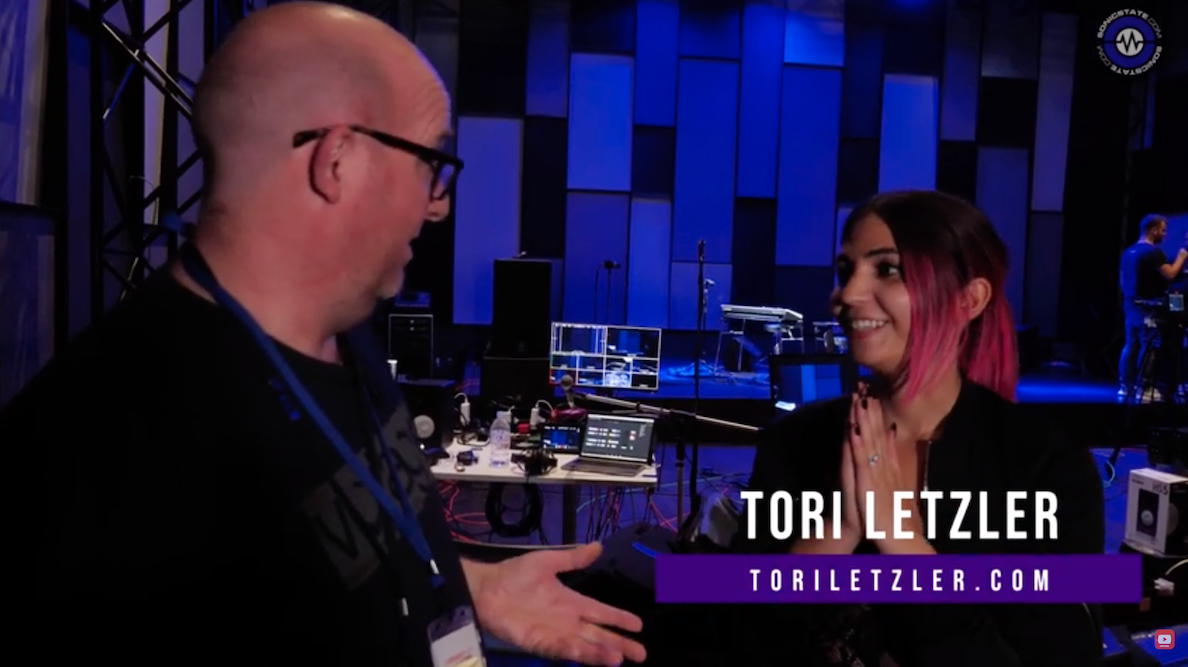 Tori Letzler: Sonicstate Interview