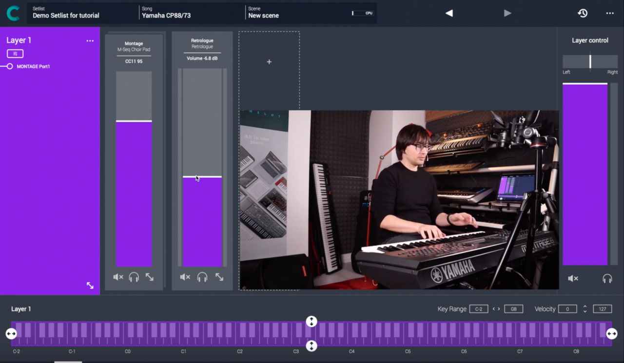SynthBits: Camelot Pro and MONTAGE with Simone Capitani
