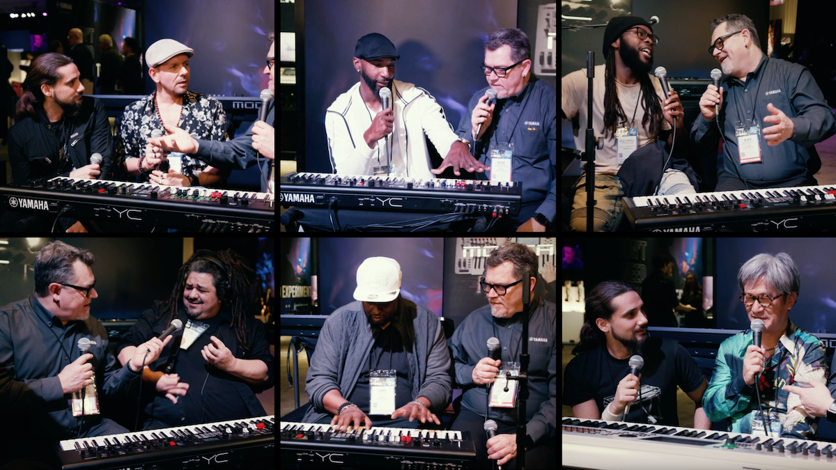 Behind the Synth Replay: NAMM 2020