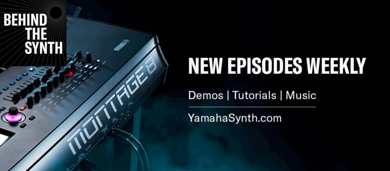 Behind the Synth: Jonas Gröning Chat NAMM 2020