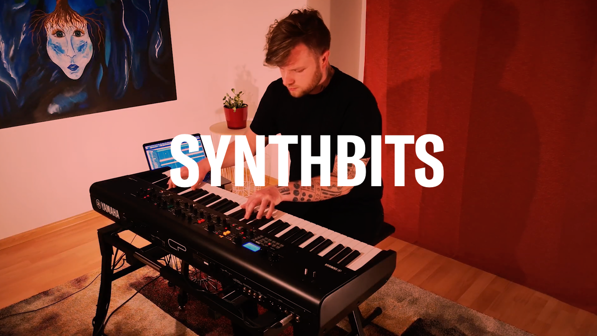 SynthBits: Martin Kropa Krystof CP73 Performances