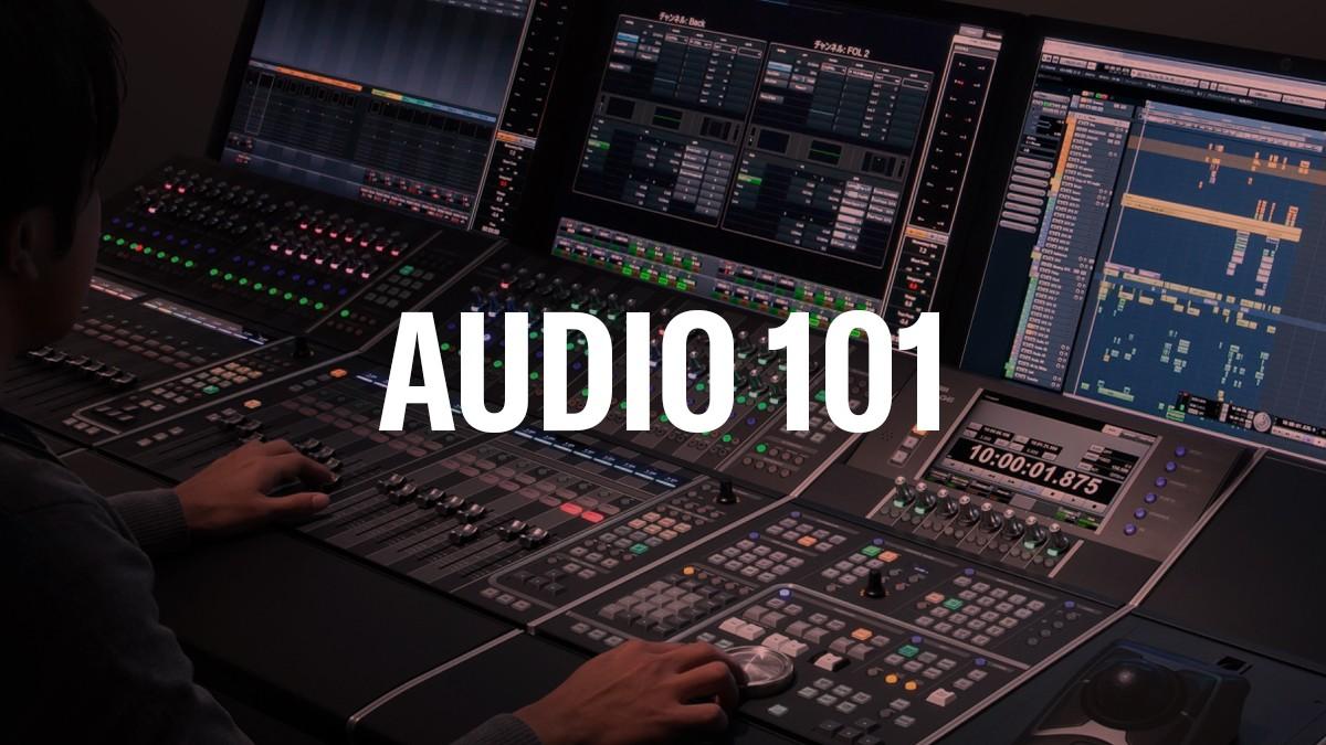 Audio-101