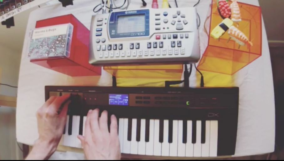 "Synthbits: The Groovy World of ""thebrackett"" on Instagram"