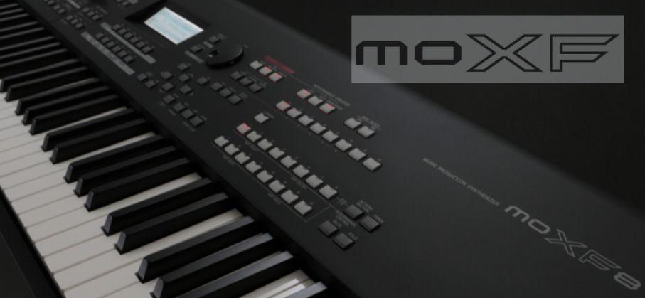 Quick Setup MOXF Vocoder