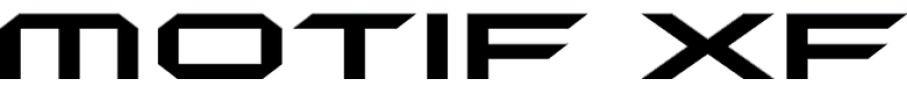 Motif XF Editor VST