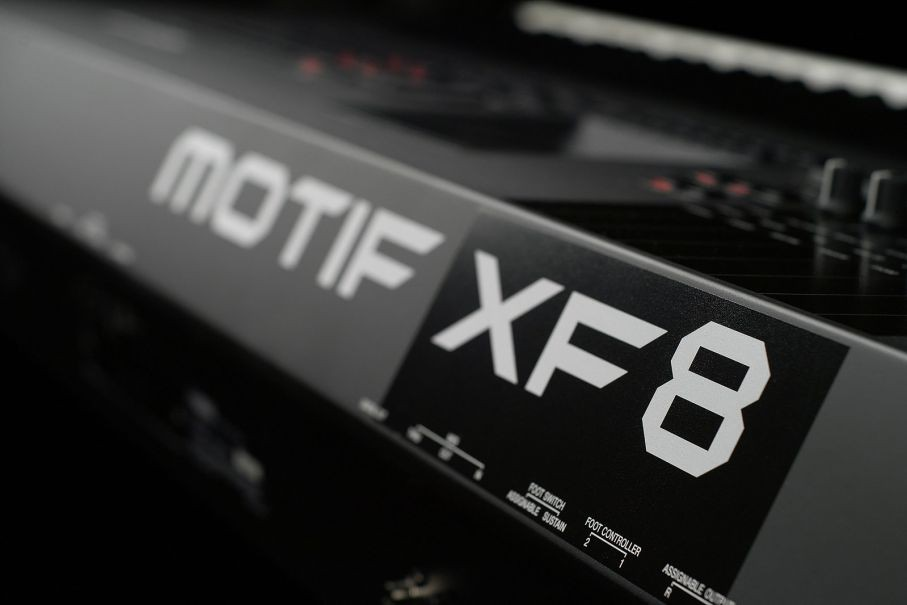 Workflow Video: Saving your Default Mix to the Motif XF VST