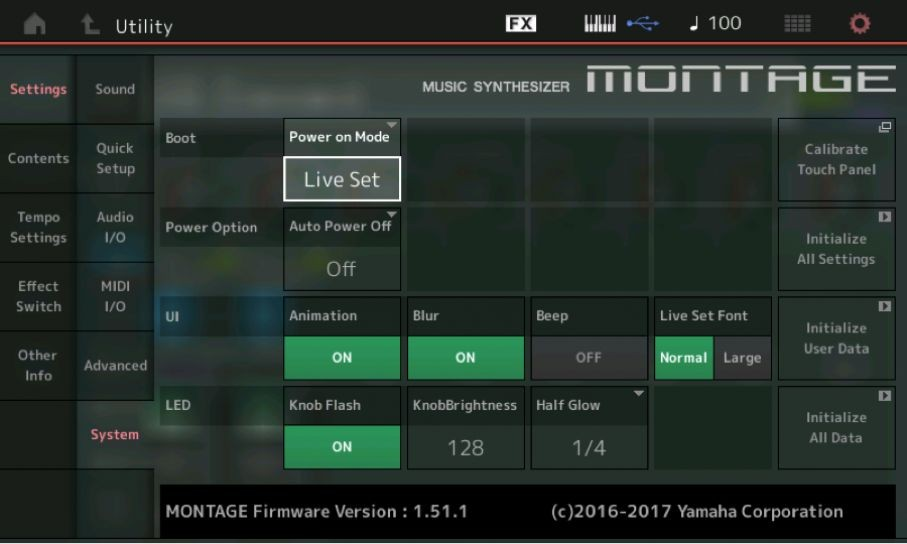 IMPORTANT OS UPDATE FOR THE MONTAGE MUSIC SYNTHESIZER
