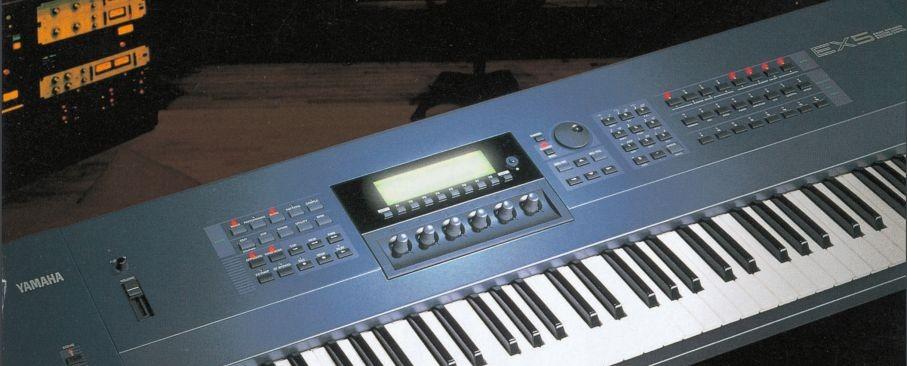 Synthbits: Katsunori Ujiie and the Yamaha EX5