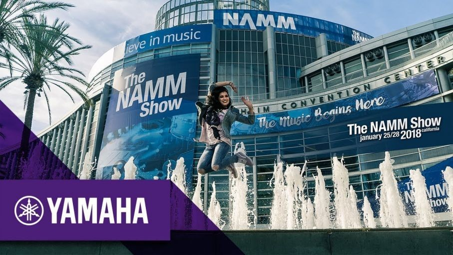 Highlights from NAMM 2018!