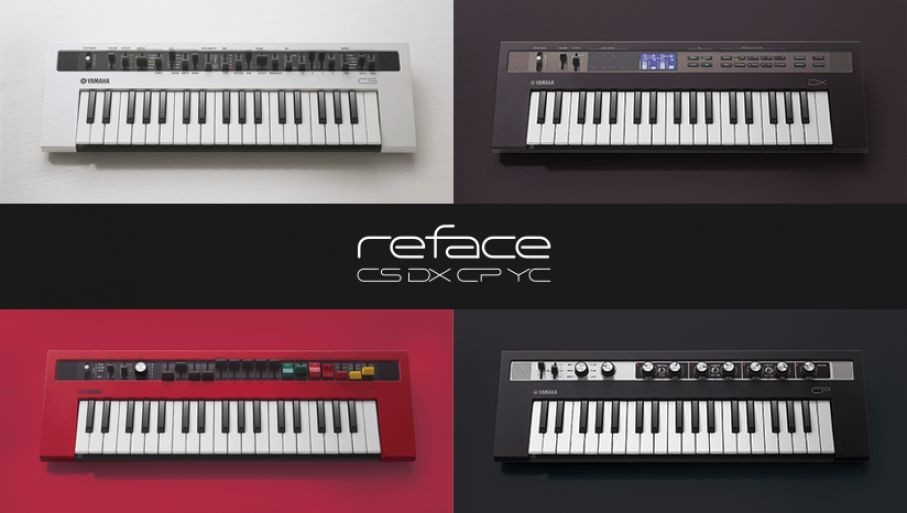 Synthbits: Muzykuj.com Slow Jamming with reface